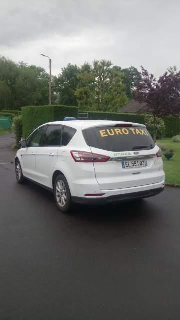 Réserver un taxi pour l'aéroport d'Aurillac