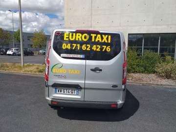 Taxi pour excursions touristiques du côté d'Aurillac