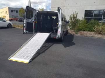 Taxi spécialisé pour le TPMR à Aurillac