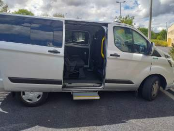 Taxi pour transport médicalisé sur Aurillac