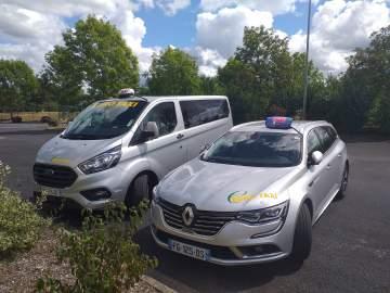 Taxis conventionnés par la CPAM à Aurillac